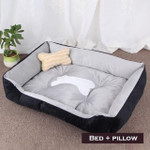 Pet Bone Bed (FREE SHIPPING + 50% OFF TODAY ONLY)