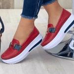 🔥Autumn Sale 65% OFF🔥 Women's Comfortable Platform Loafers