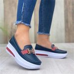 HIGH QUALITY! LAST DAY 70% OFF | 𝐍𝐎𝐑𝐃𝐒𝐓𝐑𝐎𝐌 Women's Comfortable Platform Loafers