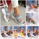 [#1 Trending Summer 2021] Birkenstock Casual Woven Wedge Comfy Open Toe Sandals
