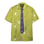 Gearhumans 3D Nick Wilde From Zootopia Custom Short Sleeve Shirt