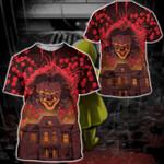 Gearhumans 3D You Will Float Too Custom Hoodie Tshirt Apparel