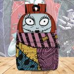Gearhumans 3D Nightmare Before Christmas Sally Custom Backpack