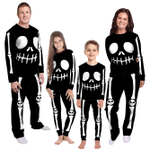Gearhumans 3D Nightmare Before Christmas Custom Family Pajamas