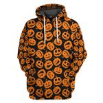 Gearhumans 3D SNL David S Pumpkin Custom Hoodie Tshirt Apparel