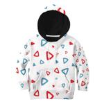 Gearhumans 3D Togepi Egg Custom Kid Tshirt Hoodie Apparel