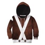 Gearhumans 3D Willy Wonka Oompa Loompa Custom Kid Tshirt Hoodie Apparel