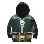 Gearhumans 3D LK Costume Custom Kid Tshirt Hoodie Apparel