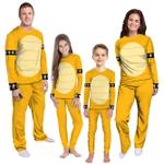 Gearhumans 3D Bowser Custom Family Pyjamas