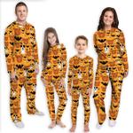 Gearhumans 3D Halloween Mouse Custom Family Pajamas