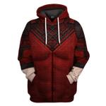 Gearhumans 3D Shang-Chi Custom Tshirt Hoodie Apparel