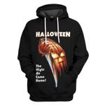Gearhumans 3D Halloween 1978 Custom Hoodie Tshirt Apparel