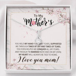 Gearhumans 3D For My Mother Happy Mothers Day Alluring Beauty Necklace