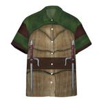 Gearhumans 3D Raphael Raph TMNT Hawaii Shirt