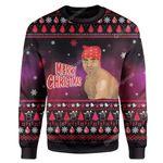 Gearhumans Ugly Ricardo Milos Custom Sweater Apparel