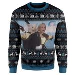Gearhumans Ugly Cattanic Custom Sweater Apparel