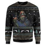 Gearhumans Ugly Counter Strike Custom Sweater Apparel