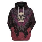 Gearhumans Skull Tattoo T-Shirts Hoodies Apparel