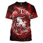 Gearhumans Zodiac Capricorn Hoodies - T-Shirts Apparel