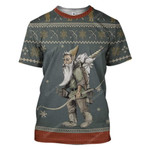 Gearhumans Ugly Gnome Packing Out a Unicorn Custom T-Shirts Hoodies Apparel