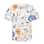 Gearhumans CUTE DOGS Kid Custom Hoodies T-shirt Apparel