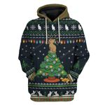Gearhumans Ugly Christmas I'm The Star Now Hoodie T-Shirts Apparel