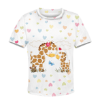 Gearhumans Giraffe And Her Kid Custom Hoodies T-shirt Apparel