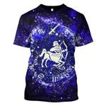 Gearhumans Zodiac Sagittarius Hoodies - T-Shirts Apparel