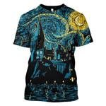 Gearhumans Starry School Hoodies - T-Shirts Apparel