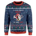 Gearhumans Ugly Finding Christmas Wine Custom T-Shirts Hoodies Apparel