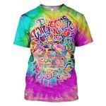 Gearhumans Hippie Happy Hoodies - T-Shirts Apparel