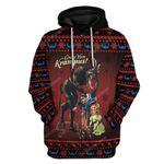 Gearhumans Gruss Vom Krampus Custom T-Shirts Hoodies Apparel