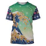 Gearhumans Ugly Shiba Custom T-shirt - Hoodies Apparel