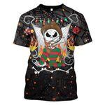 Gearhumans Nightmare On Elm Street Hoodies - T-Shirts Apparel