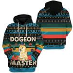 Gearhumans Ugly Dogeon Master Custom T-Shirts Hoodies Apparel