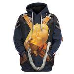 Gearhumans Sam Porter Bridges Custom T-shirt - Hoodies Apparel