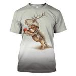 Gearhumans Pet Bulldog Hoodies - T-Shirt Apparel