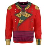 Gearhumans 3D 69th Foot Officer Custom Sweatshirt Apparel
