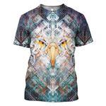 Gearhumans Owl Hoodies - T-Shirts Apparel