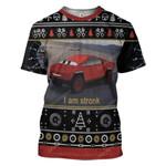 Gearhumans Ugly McCybertruck Custom T-Shirts Hoodies Apparel