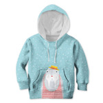 Gearhumans Cherub Water Seal Custom Hoodies T-shirt Apparel