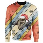 Gearhumans Sloth Custom T-shirt - Hoodies Apparel