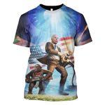 Gearhumans John McCain Hoodies T-Shirt Apparel