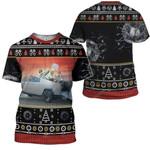 Gearhumans Ugly Surrender Cybertruck Custom T-Shirts Hoodies Apparel