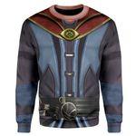 Gearhumans 3D Dr Strange Custom Sweatshirt Apparel