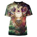 Gearhumans Zodiac Taurus Hoodies - T-Shirts Apparel