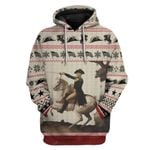 Gearhumans Ugly George Washington Custom T-shirt - Hoodies Apparel