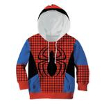 Gearhumans Superhero Kid Custom Hoodies T-shirt Apparel