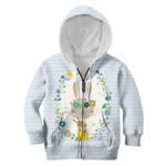 Gearhumans New Baby Rabbit Custom Hoodies T-shirt Apparel