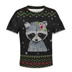 Gearhumans CUTE CATS WITH FLOWERS Kid Custom Hoodies T-shirt Apparel